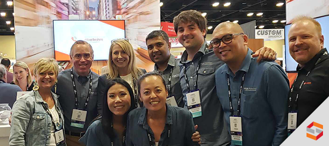 ScanSource's expert team at RetailNOW 2019